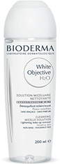 White Objective H2O